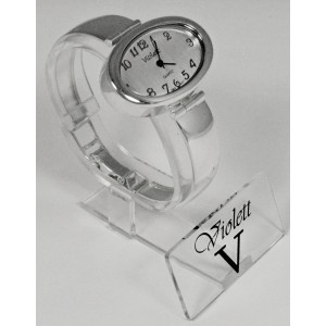 Zegarek srebrny 03-21