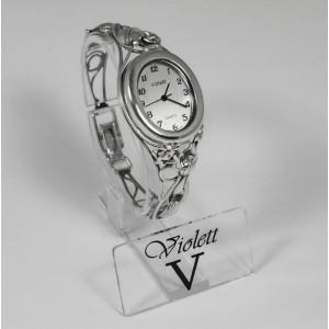 Zegarek srebrny 03-29