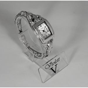 zegarek srebrny 03-34