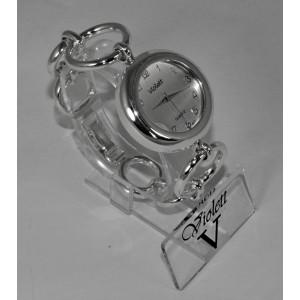 zegarek srebrny 03-39 k.