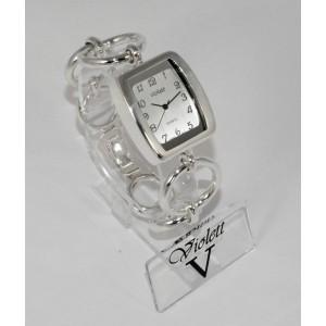 zegarek srebrny 03-18 k.