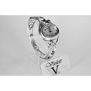 Zegarek srebrny 03-30