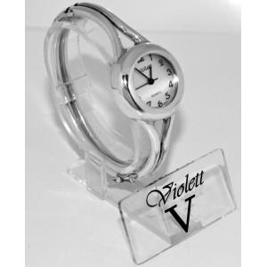 zegarek srebrny 04-23
