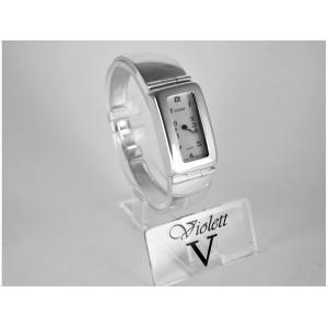 zegarek srebrny 03-09