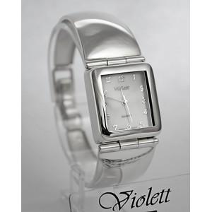 zegarek srebrny 03-25