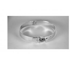 bransoleta srebrna 06-1