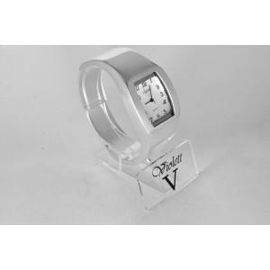 zegarek srebrny 01-07