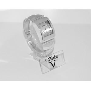 Zegarek srebrny 03-07
