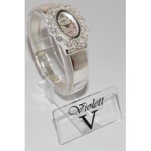 Zegarek srebrny 00-02