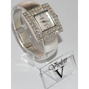 Zegarek srebrny 00-04