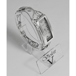 Zegarek srebrny 03-36